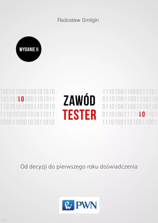 Zawód tester - Książki dla testerów oprogramowania cz. 1