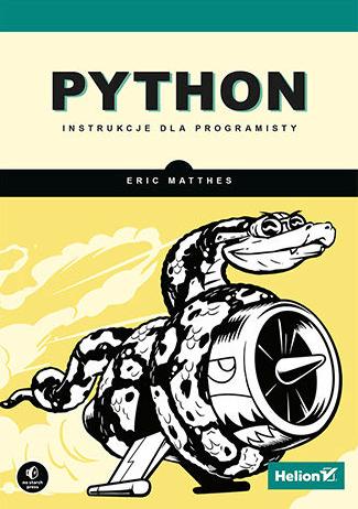 Książki do nauki Pythona - instrukcje dla programisty