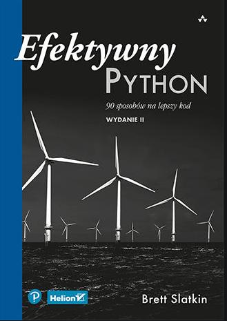 Książki do nauki Pythona - efektywny python