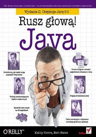 Seria książek Rusz głową! - Java