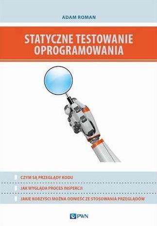 Książki dla testerów oprogramowania cz. 3 - statyczne testowanie