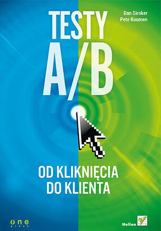 Książki dla testerów oprogramowania cz. 3 - testy A/B