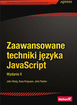 Książki do nauki JavaScriptu - zaawansowany JS