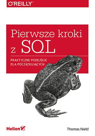 Książki do nauki SQL - pierwsze kroki