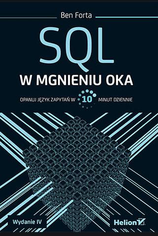 Książki do nauki SQL - w mgnieniu oka