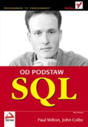 Książki do nauki SQL - SQL od podstaw