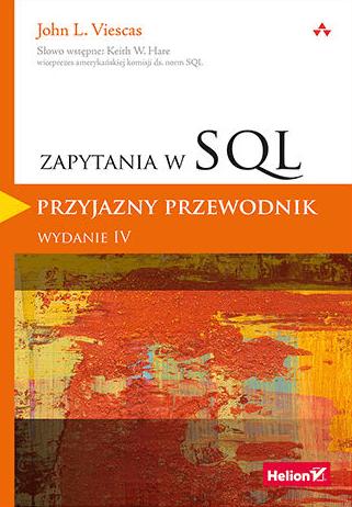 Książki do nauki SQL - zapytania w SQL