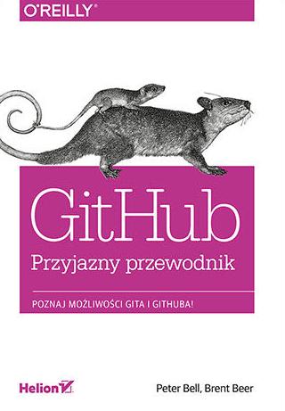 Inne książki dla testerów cz. 1 - GitHub. Przyjazny przewodnik - Peter Bell, Brent Beer.png